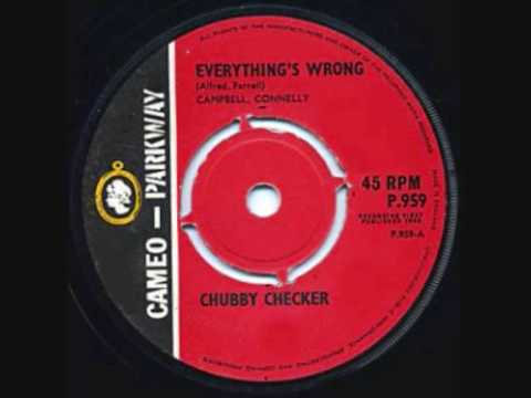 Not chubby checker the change has come advise