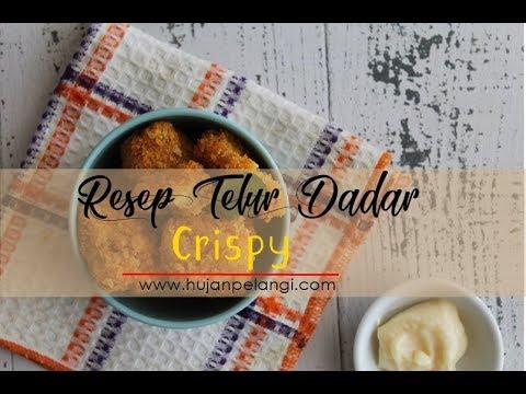 Resep Telur Dadar Crispy Renyah Dan Mudah Bikinnya