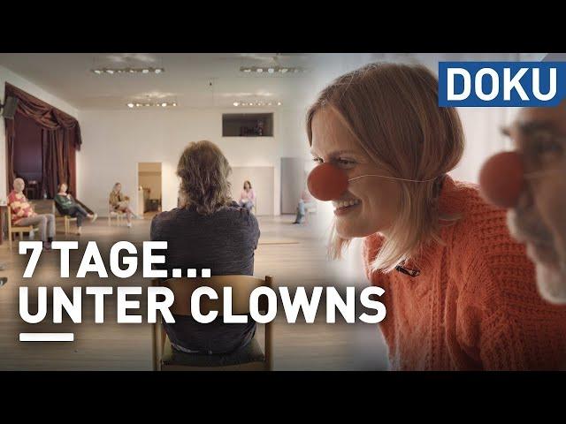 7 Tage Clown | dokus und reportagen | UHD | 4k