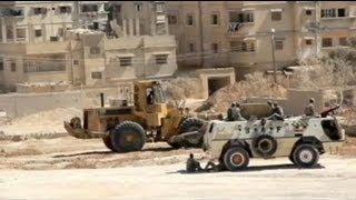 Єгипет руйнує підземні ходи до Смуги Газа