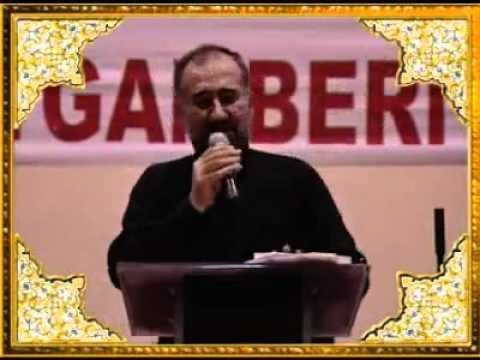peygamberi rüyasında gören ayyaş adam - Mustafa İslamoğlu