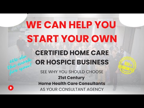 What does it cost to open a Home Care agency?