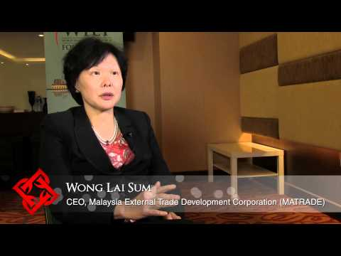 MATRADE CEO Wong Lai Sum on Malaysia's trade relationships