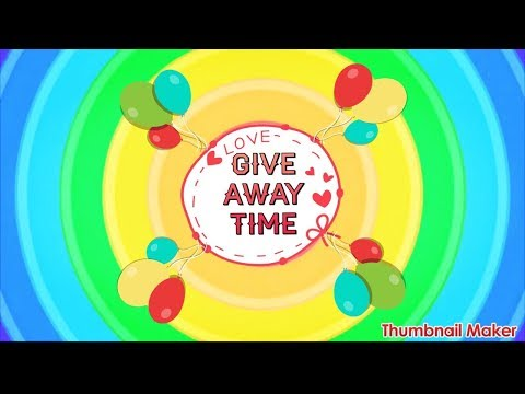 GIVEAWAY TIME!!!!!! Thank You Geli Babes