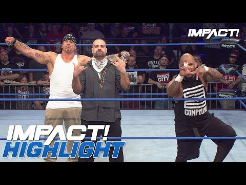 King Issues a Slammiversary Challenge to LAX: 5150 STREET FIGHT   IMPACT! Highlights July 12, 2018