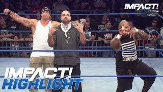 King Issues a Slammiversary Challenge to LAX: 5150 STREET FIGHT | IMPACT! Highlights July 12, 2018