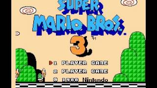 Super Mario Bros 3 - Super Mario Bros 3 (NES) - User video