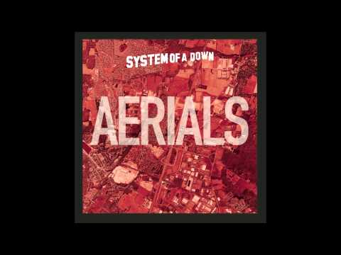 System Of A Down - Aerials Vocal Track (Official)