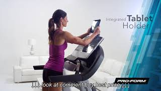 Home Workout with the New ProForm Pro 5000 Treadmill