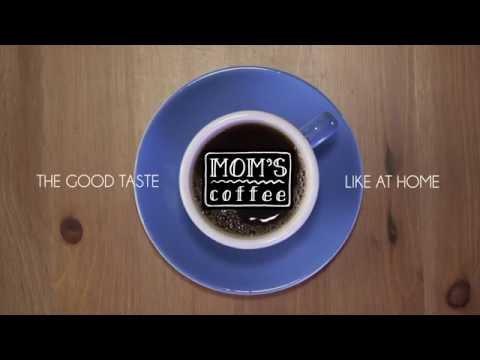Mom's Coffee Advertising Concept from Avromy Design