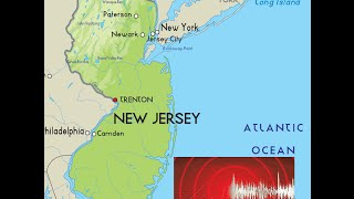 Detailed Vision: Mega 8.8 Earthquake in New Jersey, Stay Repenting, Rapture - Elvi Zapata