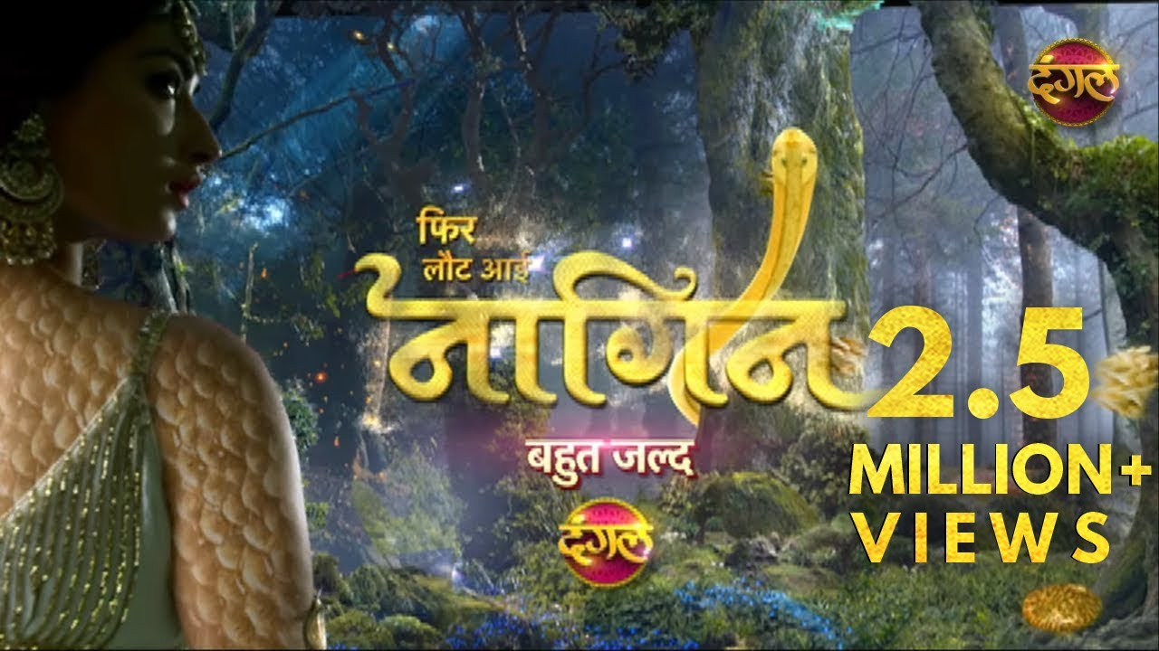 Naagin (Hindi) Episode 19+25 Serial Download 14 November 2019 Zip