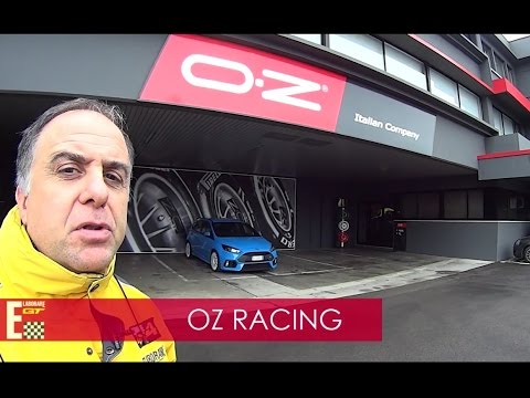 OZ RACING | Wheels F1 Factory