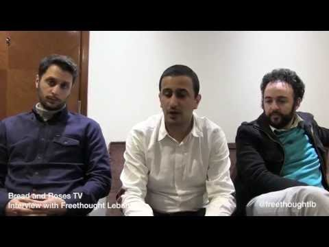 Freethinkers in Lebanon must be supported, Bread and Roses TV