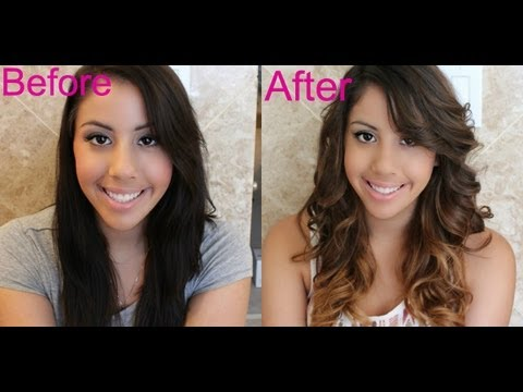 Diy Ombre Hair Youtube