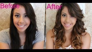 Repeat youtube video DIY Ombre Hair