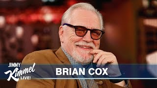 Brian Cox on Playing Logan Roy on Succession