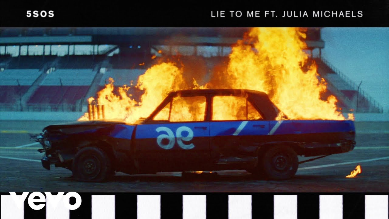 Download 5 Seconds Of Summer - Lie To Me ft. Julia Michaels (Audio)