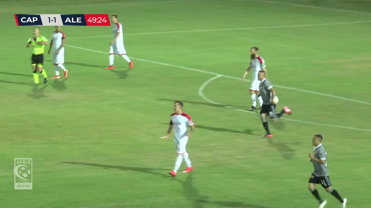 Carpi-Alessandria 2-2: gli highlights