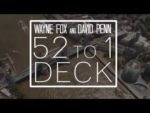 THE 52 TO 1 DECK by Wayne Fox and David Penn