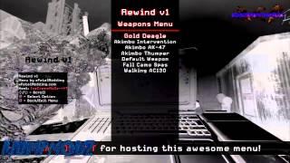 [MW2/1.14] Modern Warfare 2 Rewind v1 SPRX (CEX/DEX) BETA Free Mod Menu Lobby + DOWNLOAD!