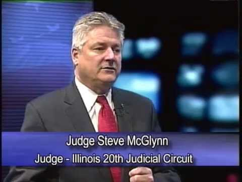 A Conversation  with IL Circuit Judge Steve McGlynn 12-9-14
