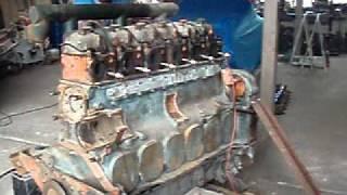 demarrage moteur willeme