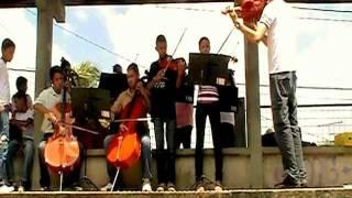 Pequena Orquestra Atitude e Cooperação-Estação Bom Pastor-Natal-RN