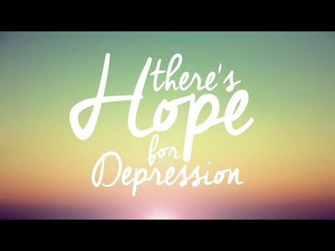 There's Hope for Depression