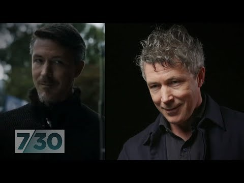 Game Of Thrones' Littlefinger Actor Aidan Gillen On Playing A Charming Sociopath | 7.30