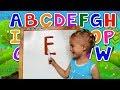 English Alphabet ABC Song English For KIDS With KIDS Учим английский алфавит поем песенку ABC mp3