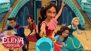 My Time Music Video   Elena of Avalor   Disney Channel