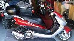 Kymco 250 Bet and Win Scooter Maintenance