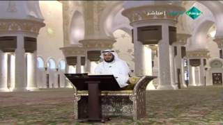 Дагестанец сдает чтение Корана Мишари аль-Афаси