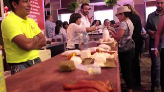 Zona expo en Centro de Convenciones Campeche XXI