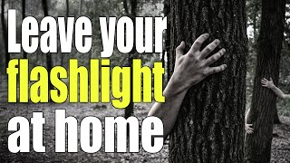 Park Ranger warning you to stay safe and leave your flashlights at home ~ Nosleep ~ Sir Ayme