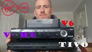 Virgin Media V6 Size Comparison