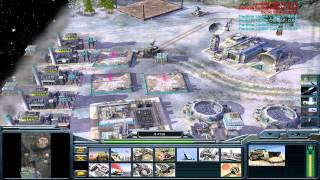 Command & Conquer Generals: Zero Hour - Generals Challenge Hard - Laser General v General Leang