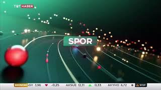 TRT Haber - Spor Jeneriği