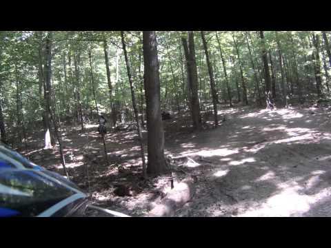 Honda TRX 400EX'S Ganaraska Forest
