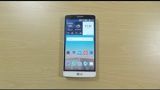 LG G3S Beat Official Android 5.0.2 Lollipop - Review!
