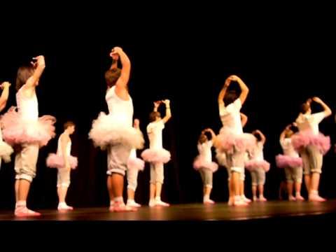 Ballet Ruse Ballerinas at Gardendale High School