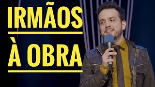 IRMÃOS À OBRA - ROMINHO BRAGA