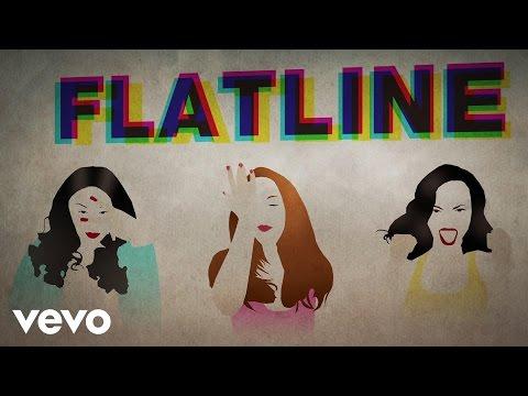 Mutya Keisha Siobhan - Flatline (Official Lyric Video)