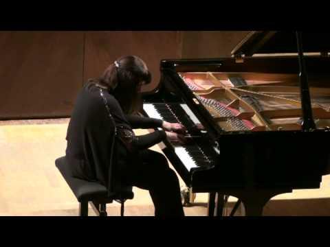 Natalia Trull plays Chopin Etude op.25 n.6