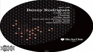 Benny Rodrigues - I Like Acid (Acid Dub)
