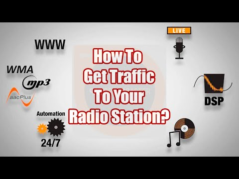SAM Broadcaster-How To Get Traffic To Your Radio Station - A SAM Broadcaster Tutorial