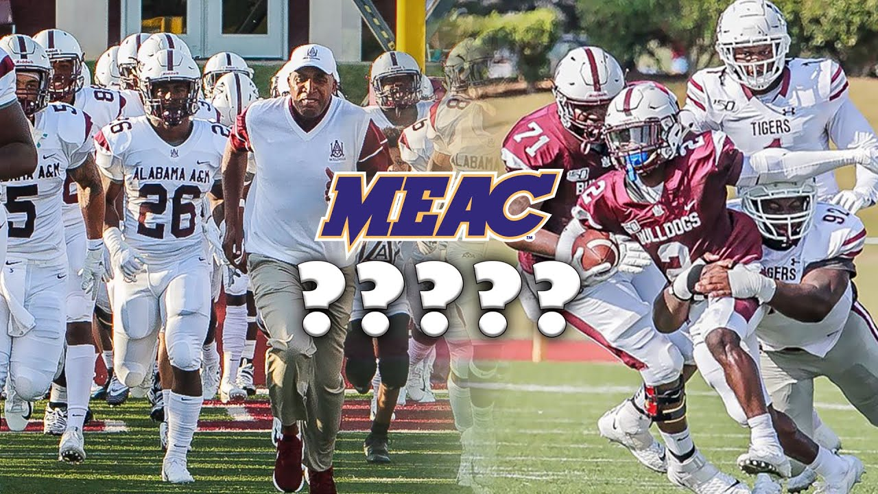 🏈Alabama A&M may be playing a MEAC team this weekend🏈