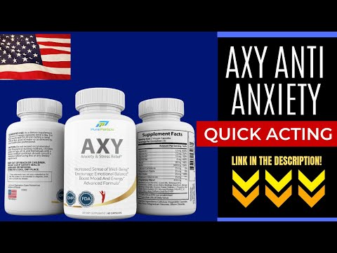 Generalized Anxiety Disorder Treatment & Medications | best natural supplement pills