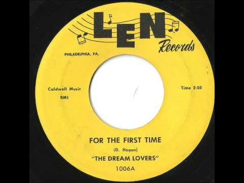 Dream Lovers - For The First Time - Rare Philly Uptempo Doo Wop